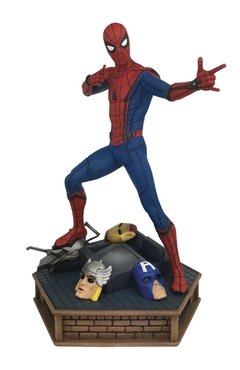 ACTION FIGURE MARVEL PREMIERE SPIDER-MAN HOMECOMING - HOMEM ARANHA