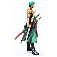 ACTION FIGURE MASTER STAR PIECE - MANGA DIMENSION - RORONOA ZORO - comprar online