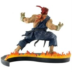 ACTION FIGURE - STREET FIGHTER - THE BEAST UNLEASHED - EVIL RYU - comprar online