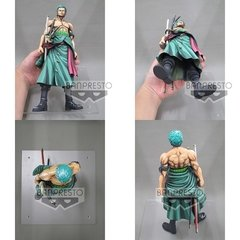ACTION FIGURE MASTER STAR PIECE - MANGA DIMENSION - RORONOA ZORO na internet