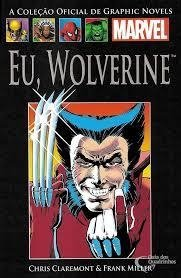 Graphic Novels Marvel Ed. 59 Eu, Wolverine