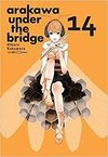 Arakawa Under the Bridge - Volume 14