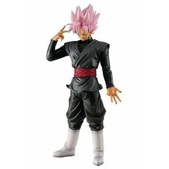 ACTION FIGURE DRAGON BALL SUPER - GOKU BLACK ROSE GRANDISTA - MANGA DIMENSION