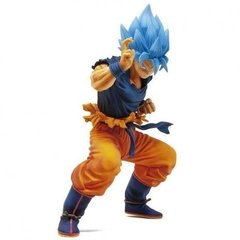 ACTION FIGURE DRAGON BALL SUPER MASTERLISE - GOKU BLUE