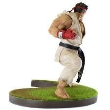 ACTION FIGURE - STREET FIGHTER - THE BEAST UNLEASHED - RYU na internet