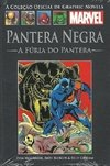 Graphic Novels Marvel Ed. 102 Pantera Negra - A Fúria Do Pantera