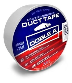 Cinta Ductape Multipropósito Doble A 48mm X 25mts - comprar online