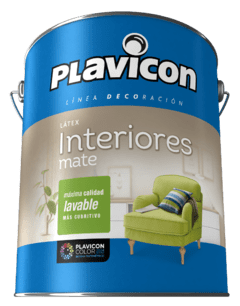 PLAVICON LATEX INTERIOR.X 20 - comprar online