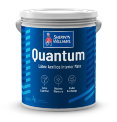 Latex Acrílico Sherwin Williams Quantum Interior Mate