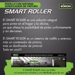 Rodillo Smart Roller recargable para pintar en internet
