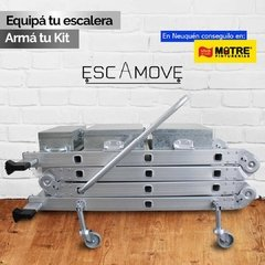 Kit Escamove para escaleras articuladas en internet