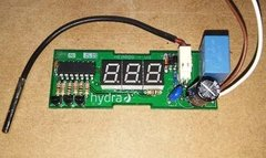 Placa Display Bivolt Hydra Quadratta / Polo Plus - Original