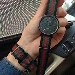 5dd8eef9e0a Relógio Gucci Unissex. 0% OFF