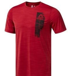 Camiseta Workout Graphic - Reebok