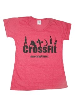 BABY LOOK CROSSFIT na internet