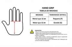 HAND GRIP - 3 Furos - Beyond The Box