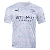 Camisa 3 Manchester City Third 2020/2021 - Adulto Torcedor - Masculino Branca
