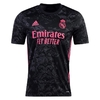 Camisa 3 Real Madrid Third 2020/2021 - Adulto Torcedor - Masculina Preta