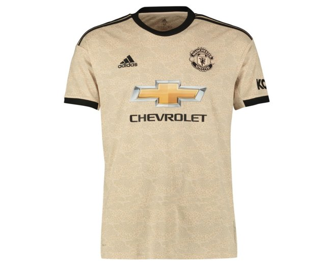 Camisa 2 Manchester United Away 2019