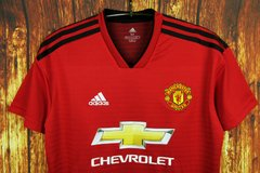 Camisa Manchester United Home 2018 - Adulto - loja online