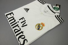 Camisa Real Madrid Home 2018 - Adulto Player (Jogador) - Portal Outlet