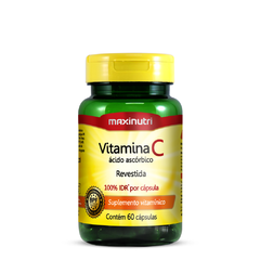 Vitamina C 100% IDR - 60 Caps