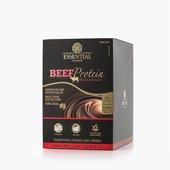 BEEF PROTEIN CACAO BOX 15 UNIDADES (32g)