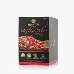 RED BERRY WHEY BOX 15 unidades (34g)