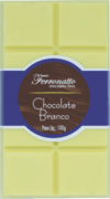 Barra Chocolate Branco 100g - Ferronatto