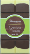 Barra Chocolate Mesclado 100g - Ferronatto