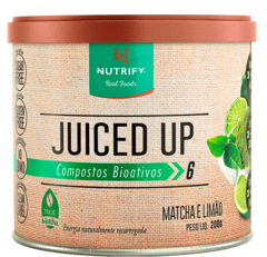 JUICED UP 200G Compostos Bioativos Nutrify - comprar online