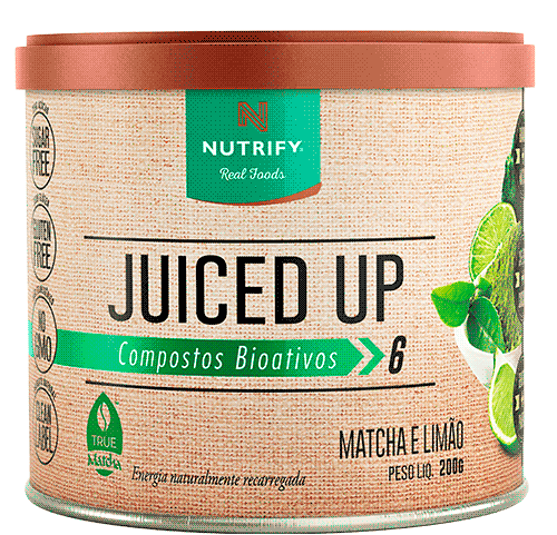 JUICED UP 200G Compostos Bioativos Nutrify