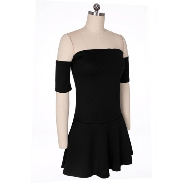 Vestido Sexy Club Pleated en internet