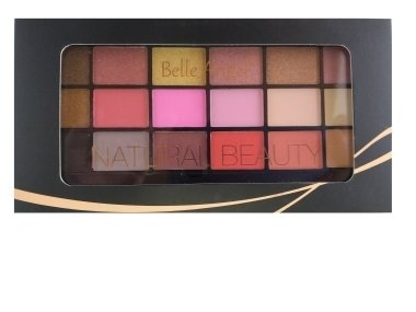 Paleta de Sombras Natural Beauty Cores Belle Angel