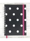 Caderno Bullet Journal - Poá Black - comprar online
