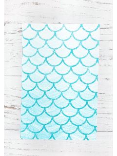 Kit 4 cadernos para Traveller´s NoteBook - Mermaid - Estúdio Papel Riscado |Bullets Journals e Planners <3