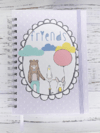 Caderno Bullet Journal - Friends - comprar online