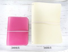 Capa Traveler's Notebook - Pink