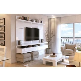 Home City 220cm Branco Gloss Provincia