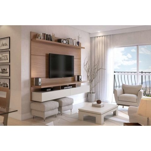Home City 180cm Natural/Off-White Provincia - comprar online