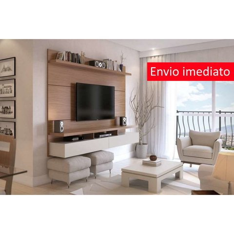 Home City 180cm Natural/Off-White Provincia