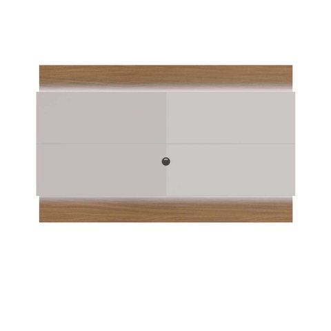 Painel Lincoln 240cm Off-White/Natural Provincia na internet