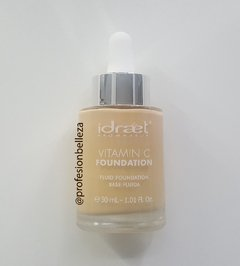 IDRAET: VITAMIN C FOUNDATION HD. BASE FLUIDA HD - TONO 11