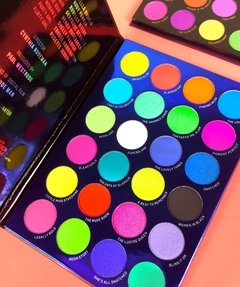 RUDE: City of neon lights Palette