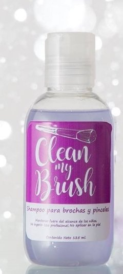 Shampoo para pinceles Clean My Brush