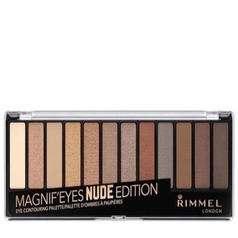 RIMMEL MAGNIF EYES NUDE EDITION