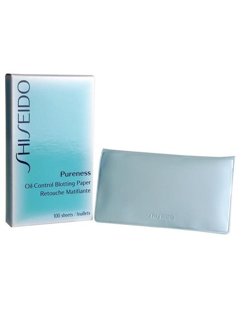 SHISEIDO PURENESS OIL CONTROL PAP