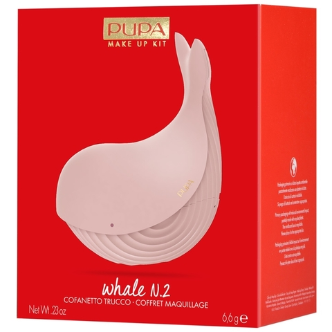 PUPA MAKE UP KIT WHALE N° 2