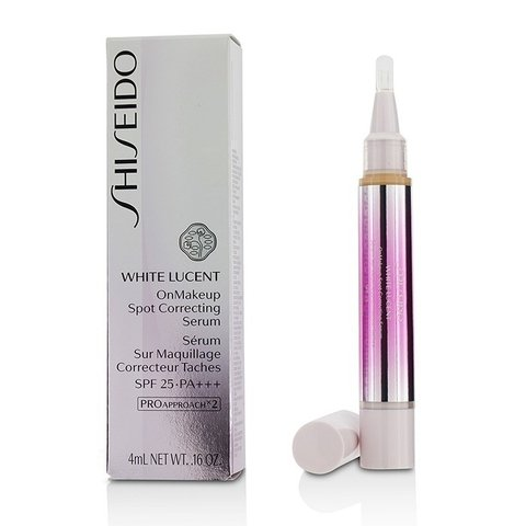 SHISEIDO WHITE LUCENT CORRECTOR MEDIUM