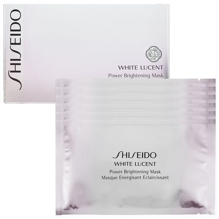 SHISEIDO WHITE LUCENT MASK